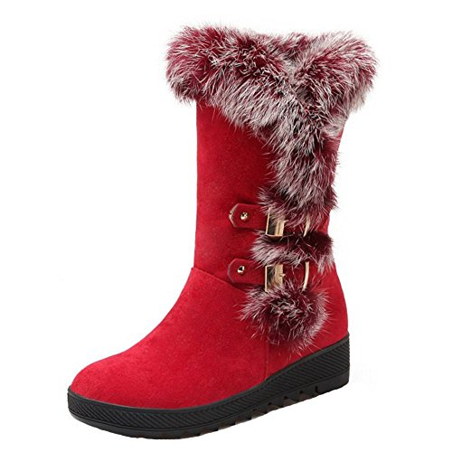 On Red Pull Boots COOLCEPT Women Fq80BB