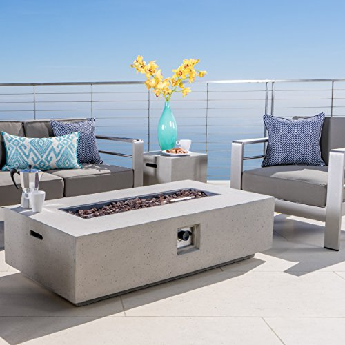 Gdf Studio Crested Bay Patio Furniture Outdoor Aluminum