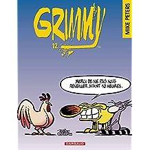 Grimmy 12 Attila au  lieu de sourire…