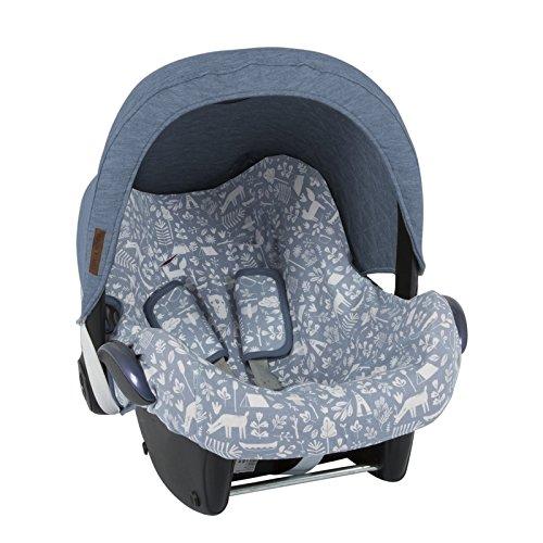 Little Dutch 6878 Verdeck Babyschale 0 Blau Baby