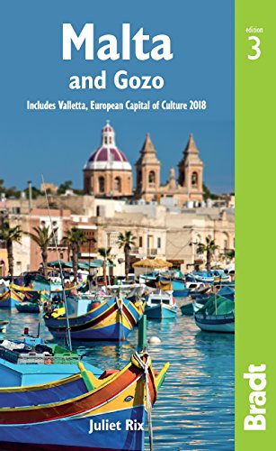 Malta and Gozo (Bradt Country Guides)