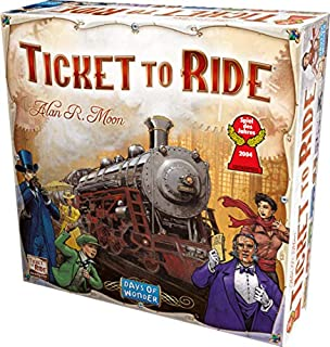 Days of Wonder Ticket to Ride (0975277324) | Amazon Products