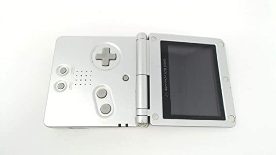 Nintendo Game Boy Advance SP - Plata: Amazon.es: Videojuegos