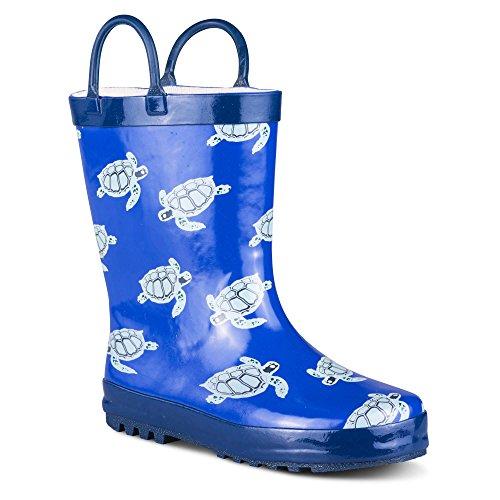 rain boots girls size 2 - 9