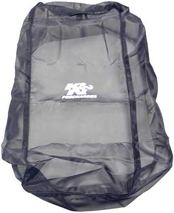 For Your K/&N 56-1390 Filter K/&N Engineering K/&N 22-8017PK Black Precharger Filter Wrap