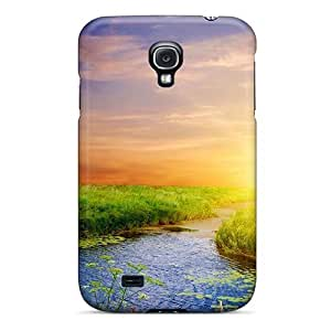 Ideal Jeffrehing Case Cover For Galaxy S4(wondrous Nature Lscape), Protective Stylish Case
