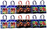 Angry Birds Party Favor Goodie Gift Bag - 6