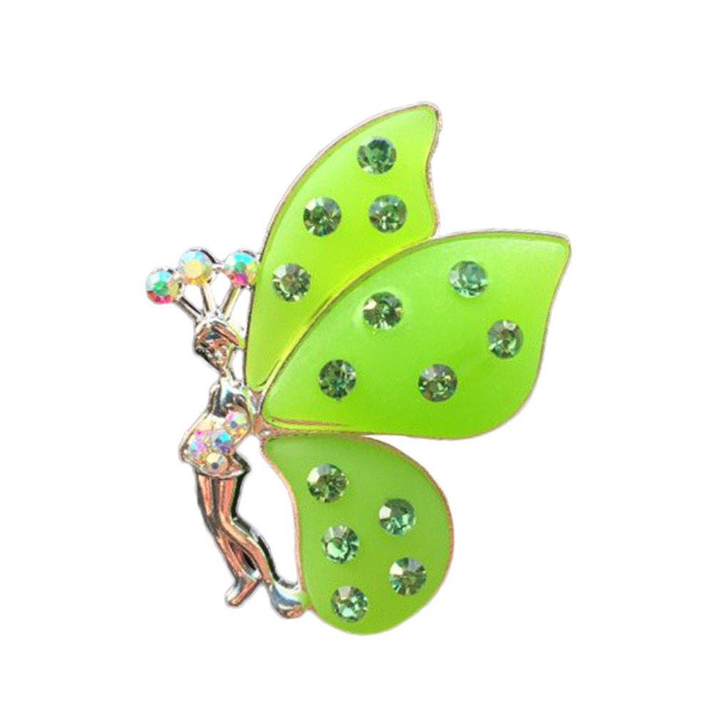 Amazon.com: Veepola Perfume Butterfly Lips Car Air Outlet Fragrant Perfume Clip Automotive Air Freshener Diffuser,Car Loving Gift (Green): Electronics