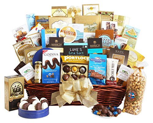 California Delicious Super Gigantic Gourmet Basket by California Delicious (Image #1)