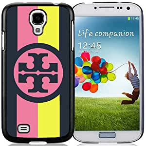 Tory Burch (2) Black Fantastic Recommended Customized Samsung Galaxy S4 I9500 Phone Case