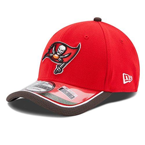 fae068abf Tampa Bay Buccaneers New Era 39THIRTY NFL 2014 On-Field Performance Flex Hat