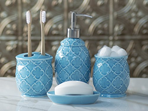 Review Bathroom Designer 4-Piece Ceramic