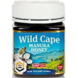 Wild Cape UMF 15+ East Cape Manuka Honey, 250g (8.8 oz)