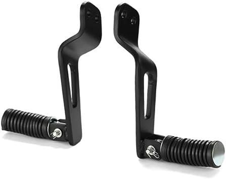 TCMT L/&R Rear Passenger Foot Peg Footrest Bracket Fits For 2014-2016 Yamaha Bolt XVS 950