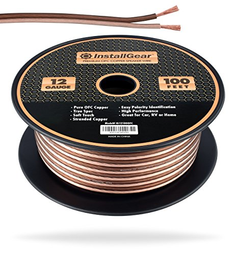 InstallGear Gauge 100ft Speaker Wire product image