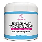 marks Stretch Mark Cream by Mommy Knows Best - Anti Cellulite Vanishing Cream - Remove Stretch Marks From Pregnancy - Clinically Proven Prevention Lotion Therapy