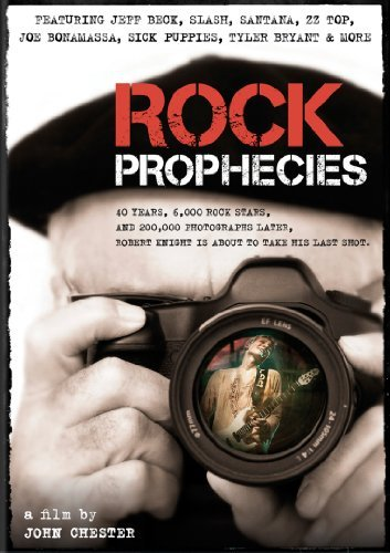 Rock Prophecies by Kenny Wayne Shepherd, Joe Bonamassa, Steve Vai, Jeff Beck, Carlos Santana, Rick Nielsen, Def Leppard, Slash ZZ Top