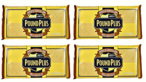 Angry Birds Gummies (Trader Joe's Pound Plus GIANT Belgian Milk Chocolate Bar - 4 Pack (17.6 oz))