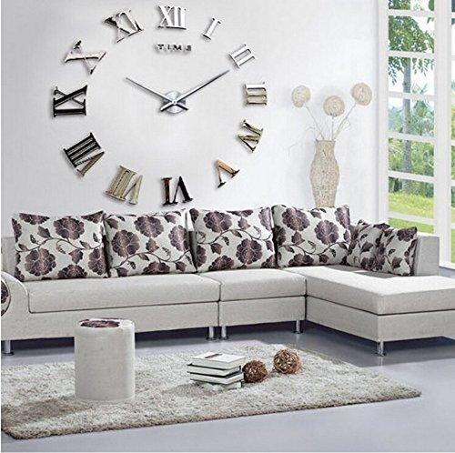 Outdoor Tile Clock - 5