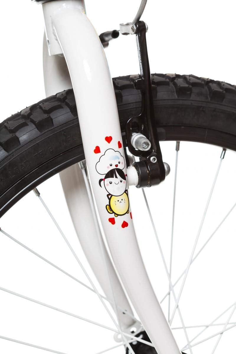 Wolfbike AVI-20 NIÑA Fucsia T10 Bicicleta, Adultos Unisex, 10 ...