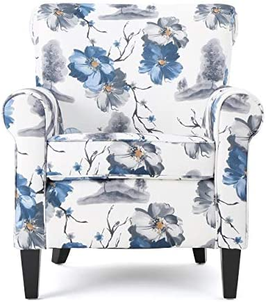 Reviewed: Christopher Knight Home Roseville Fabric Club Chair