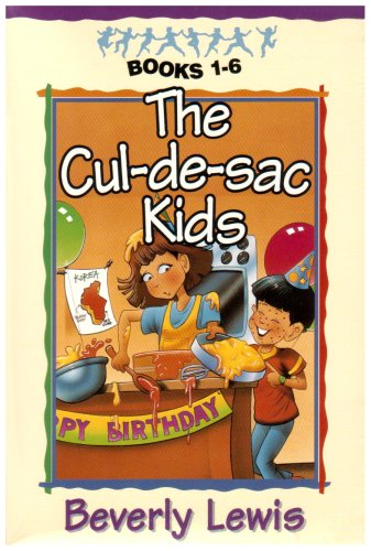 The Cul-de-sac Kids  Books 1-6 (Boxed Set) by Bethany House Publishers