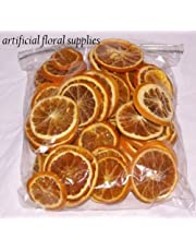 floral supplies 15 dried orange slices christmas crafts and wreaths 15 slices in total (15 Slices)