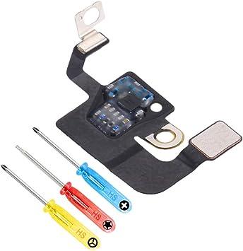 MMOBIEL WiFi WLAN señal de Antena Compatible con iPhone 8 Plus 5.5 Pulgada Incluye 3X Destornilladores