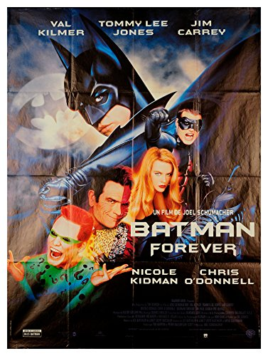 Batman Forever 1995 Authentic 45.5