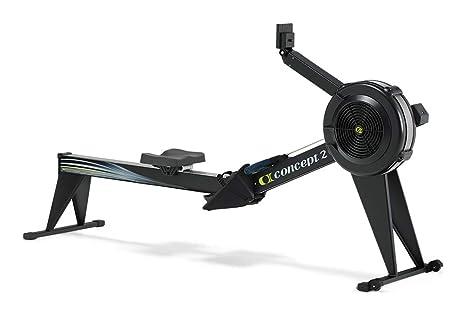 Concept 2 Modelo E – Remero con Pantalla PM5, Modèle E, Negro