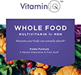 VitaminIQ Whole Food Multivitamin for Men