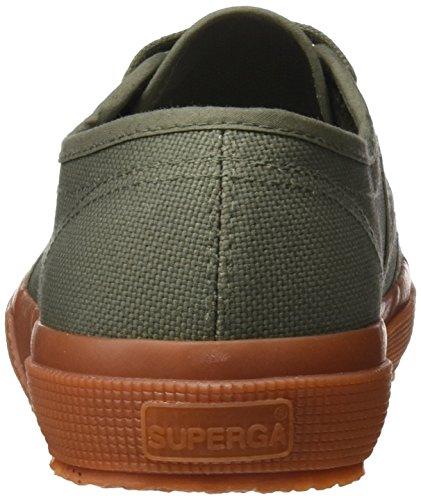 Classic 2750 Sneaker Groen Superga Unisex-volwassene (sherwood Tandvlees)