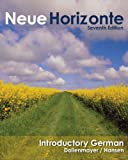 Neue Horizonte: A First Course in German Language and Culture Plus CD, , 054705226X