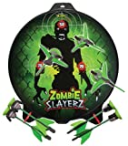 zombie bow targets - Zombie Slayer Plastic Target Sign