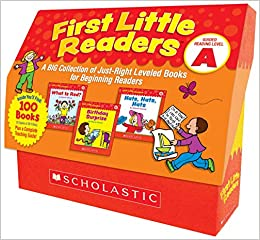 Amazon com: First Little Readers: Guided Reading Level A: A
