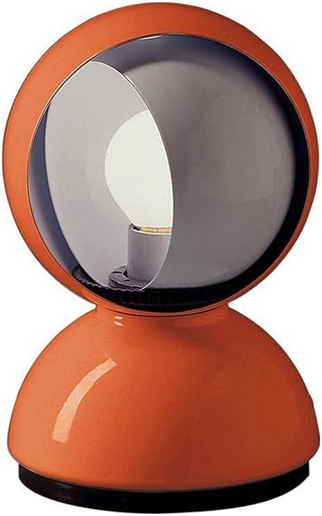 /Ø32 H 22,3cm Artemide Nessino Leuchte orange