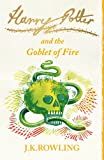 Front cover for the book Harry Potter and the Goblet of Fire by J. K. Rowling
