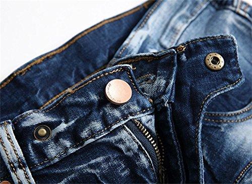 Bleu A Marshall Homme Fredd Jeans qwUIatUO