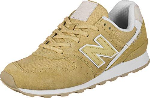 Nuovo Equilibrio Wr996-bc-d Sneaker Donna Marrone / Bianco
