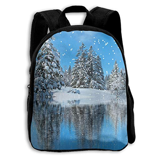 AACC-Bag Children's Bags Winter Boys and Girls Backpack¡¢600D Plain Oxford Coth -