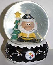 Pittsburgh Steelers 2012 Holiday Snow Globe