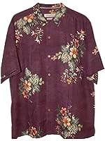 Tommy Bahama Moonlit Garden Silk Camp Shirt