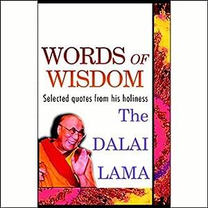 Words of Wisdom Audiobook