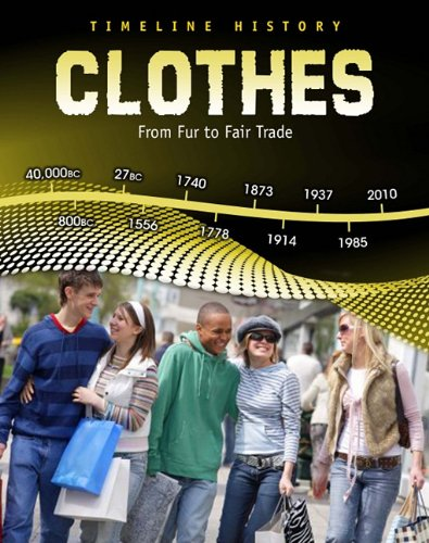A-line Dress History - Clothes: From Fur to Fair Trade (Timeline History)