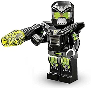 - Series 11 New /& Sealed! LEGO MINIFIGURES EVIL MECH 71002