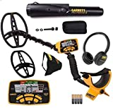 Best Professional Metal Detectors - Garrett ACE 400 Metal Detector with DD Waterproof Review