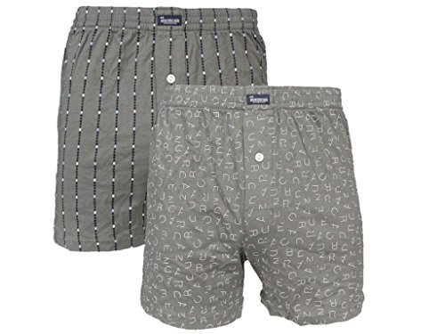 Grey 1g7 Bearer grigio Standard Shorty Homme Y6AO8q