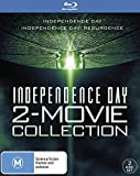 Independence Day Double Pack | Roland Emmerich's | NON-USA Format | Region B Import - Australia