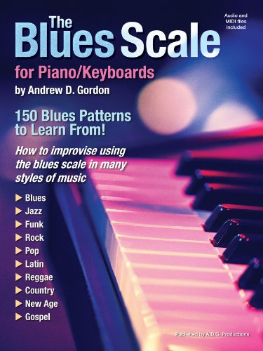 The Blues Scale for Piano and Keyboards ()