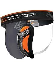 Shock Doctor Coquille de Protection avec Ultra Carbon Flex Cup pour Hommes - Concu pour Faire du Sports de Combat: Boxe, Karate, Taekwondo, Krav Maga, MMA, Muay Thai…